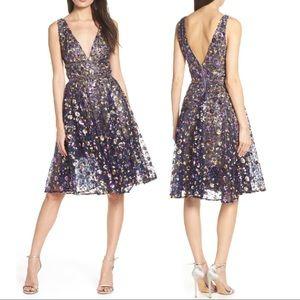 NWT Bronx and Banco Barbara Sequin Dress